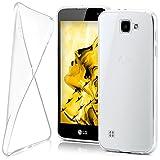 OneFlow Schutzhülle für LG K4 Hülle Silikon Case aus