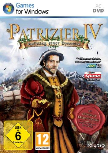 Patrizier IV: Aufstieg einer Dynastie (Add-on) - [PC]