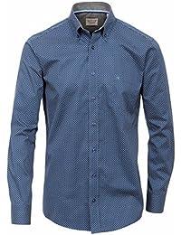 Casa Moda - Herren langarm Hemd in verschiedenen Farben und Mustern