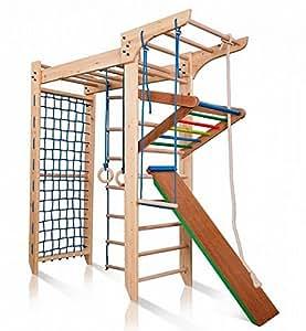 funnyclouds kinder kletterwand piccolo 5 240. Black Bedroom Furniture Sets. Home Design Ideas