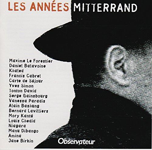Les Annees Mitterrand
