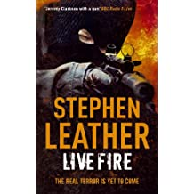 Live Fire (The Spider Shepherd Thrillers Book 6)