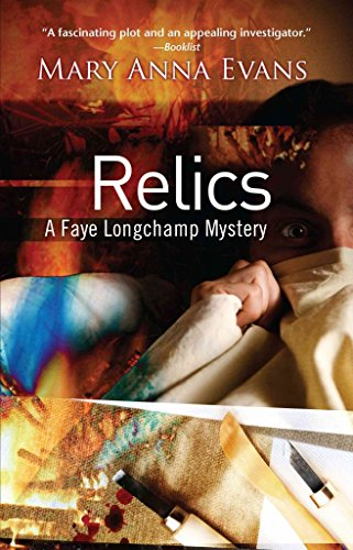 [(Relics)] [By (author) Mary Anna Evans] published on (March, 2012)