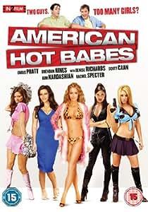 American Hot Babes [DVD] [2008]