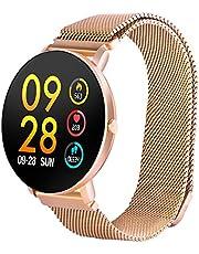 Knotyy OFit Smart Watch (Rose Gold)