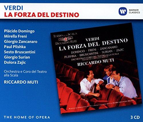 La Forza Del Destino (Macht des Schicksals) (Destino Verdi: Del Forza Dvd)