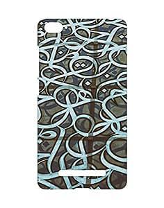 Mobifry Back case cover for Xiaomi Mi 4i Mobile (Printed design)