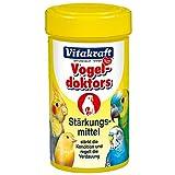 Vitakraft Vogeldoktors, Stärkungsmittel für Ziervögel, 2er Pack (2 x 50 g)