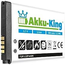 Akku-King–Batería para LG LGIP-400N de modelo