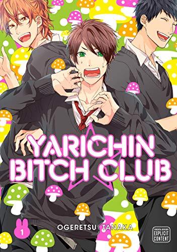Yarichin Bitch Club, Vol. 1 (Yaoi Manga) (English Edition)