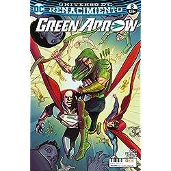 Green Arrow vol. 2, núm. 08 (Renacimiento)