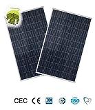 Best For Energy Set 24 x 250W Solarpanel Photovoltaik 1.000 W/m2 Wohnmobil