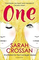 One by Sarah Crossan (2016-06-02)