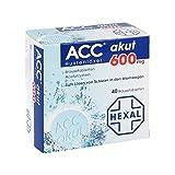 ACC akut 600 mg Hustenlöser, Brausetabletten, 40 St