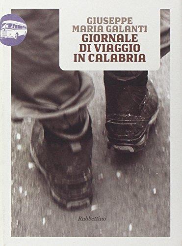 Giornale di viaggio in Calabria por Giuseppe M. Galanti