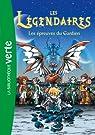 Les Légendaires, tome 02 : Les épreuves du gardien par Sobral