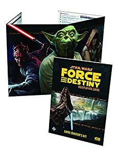 Star Wars: Force and Destiny RPG Game Master