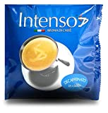 150 Intenso DEK Decaffeinated Decaf ESE 44mm Coffee Pods Free P&P