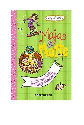Preisvergleich Produktbild Maja & Motte: Das verrückte Zwillings-Geheimnis (Maja und Motte)