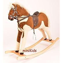 Schaukelpferd Schaukeltier Rocking Horse Cavallo a dondolo cheval à bascule Tita Holzspielzeug