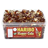 Haribo Happy Cola Jelly Sweets - 300 Pack
