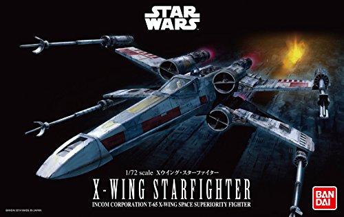 Revell- X-Wing Starfighter Kit di Modelli in plastica, Multicolore, 1/72, 01200