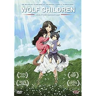 Wolf Children - Ame E Yuki I Bambini Lupo (Standard Edition) (1 DVD)