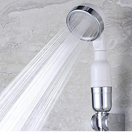 Soffioneorientabile filtrato SPA salubre sano negativoUniversale Telefoni Doccia, Doccia esperienza di bagno perfetta,Facile da installare