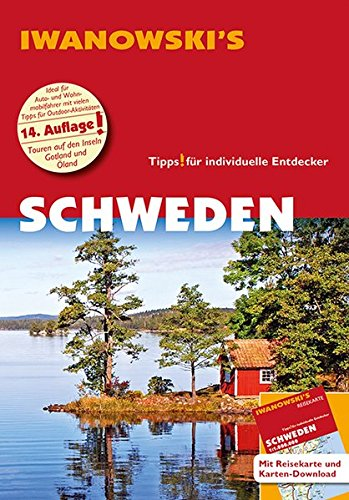 Schweden - Reiseführer von Iwanowski: Individualreiseführer mit Extra-Reisekarte und Karten-Download (Reisehandbuch): Alle Infos bei Amazon