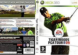 Tiger Woods PGA Tour 09 (Xbox 360) [import anglais]
