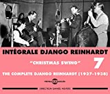 Django Reinhardt Big band y swing