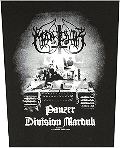 Marduk Panzer Division 'Back Patch