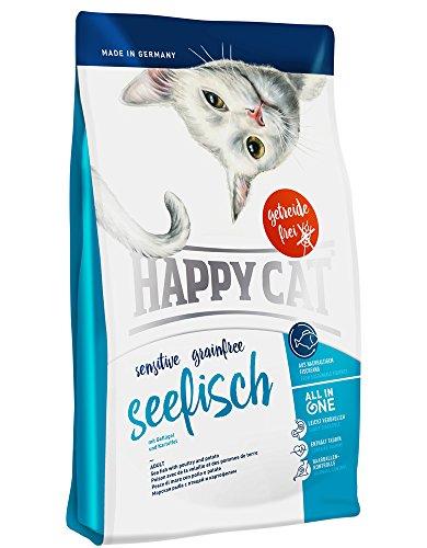 Happy Cat Katzenfutter La Cuisine Seefisch, 300 g, 1er Pack (1 x 300 g)