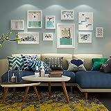 KYZZ-9 Bilderrahmen Kombination/Multi Bild Fotorahmen Set/Wandrahmen Set/Home und Wanddekorationen