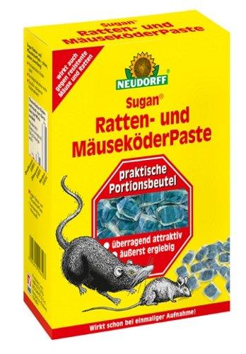 Ratten- et mäuseköderpaste sugan 200 g