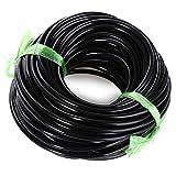 20m 3/5mm Micro-Bewässerung ROHR Wasser Schlauch Drip Bewässerung Sprinkling Home Garten Gewächshaus Flexible Swing Rohre