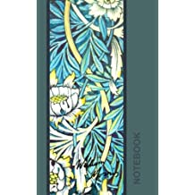 William Morris Notebook: Floral Notebook / Journal / Cuaderno / Portable (Signature Series)