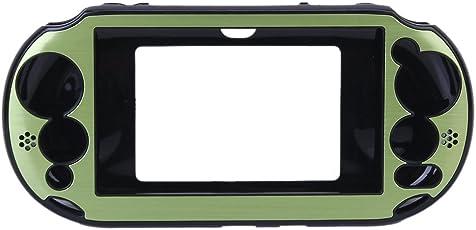 Imported Aluminum Protective Hard Case Cover for Sony VITA2000 PS VITA2000 - Green