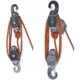 Format 4007795010814 Flaschenzug 220kg mit Seilbremse Schoerken