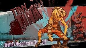 Borderlands 2 : Tiny Tina's Assault on Dragon Keep [Code jeu]