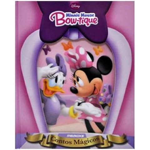 Minnie Mouse Bow-Tique - Col. Contos Mágicos (Em Portuguese do Brasil) - Mouse Bow