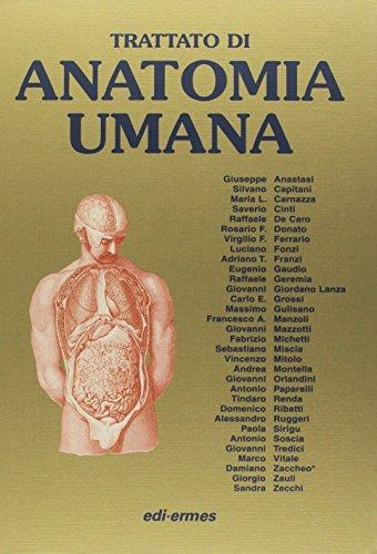 Zoom IMG-2 anatomia umana trattato vol 1
