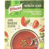 Knorr Natürlich Lecker! Tomaten Suppe Toscana Beutel, 58 g
