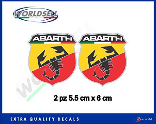 pegatinas-de-2-piezas-logo-escorpion-abarth-italia-fiat-punto-500-wrc-1