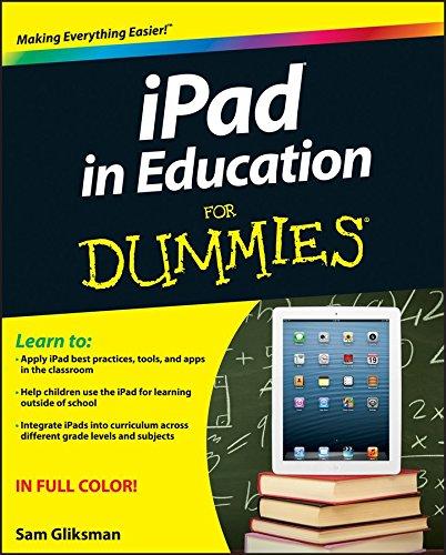 [iPad in Education For Dummies] (By: Sam Gliksman) [published: February, 2013]