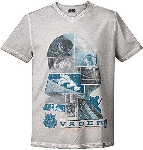 GOZOO Star Wars T-Shirt Men The Dark Side Of The
