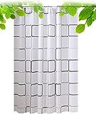 Duschvorhänge, wasserdichtes Mildew PEVA Material Duschvorhänge 80x180cm, 300x200cm ( größe : 80*180cm )