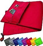 Fit-Flip 3-TLG Fitness-Handtuch Set mit...