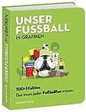 Baedeker 100+1 Fakten. Das muss jeder Fußballfan wissen: UNSER FUSSBALL IN GRAFIKEN
