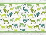Wallpaper Home Animal Design Wallpaper Border für Kinderzimmer Kleinkind